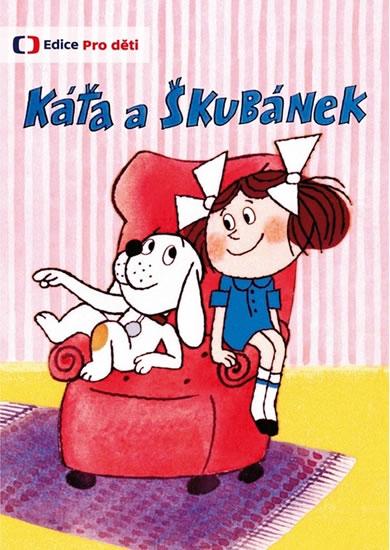 DVD Káťa a Škubánek