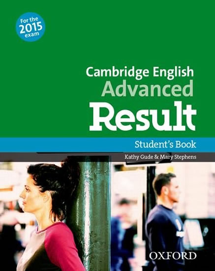 CAMBRIDGE ENGLISH ADVANCED RESULT SB