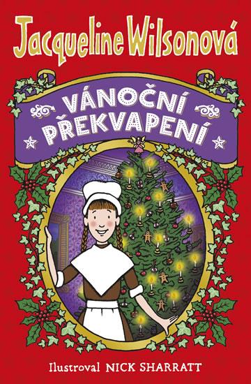 Vánoční překvapení - Wilsonová Jacqueline