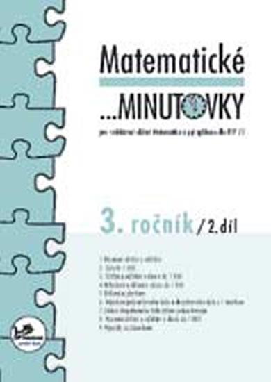 MATEMATICKÉ MINUTOVKY 3. 2.DÍL