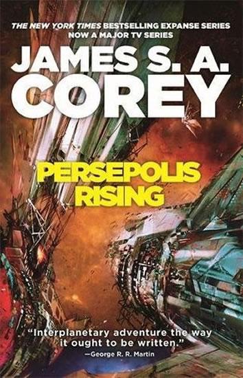 Persepolis Rising: The Expanse 7