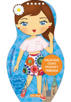 Detail titulu Oblékáme české panenky - Terezka