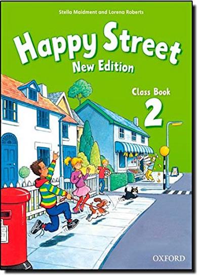 New Happy Street 2 Class Book