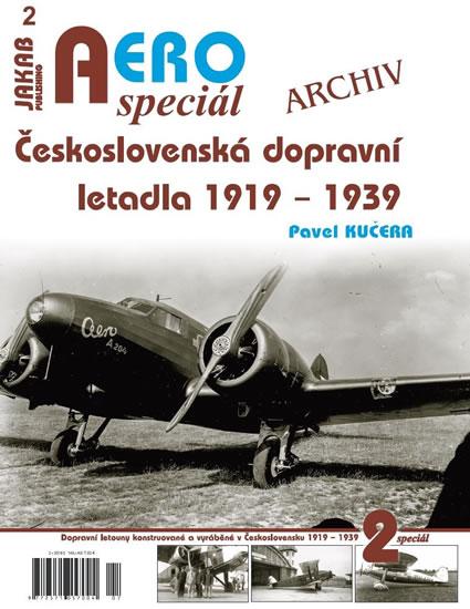 AEROspeciál 1 - Československá dopravní letadla 1919-1939