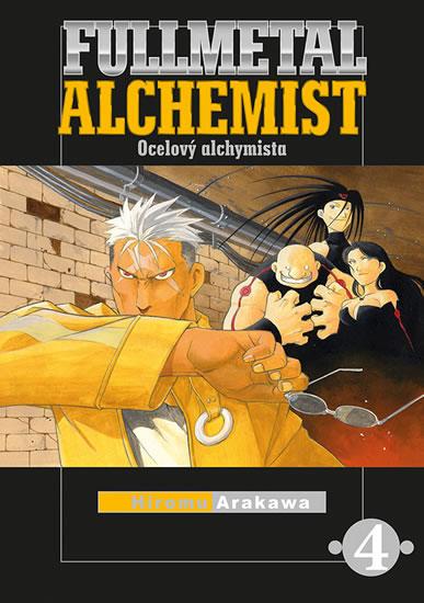 FULLMETAL ALCHEMIST - OCELOVÝ ALCHYM. 4