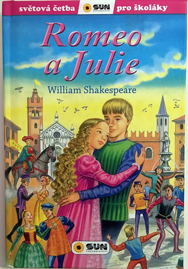 081-11 SVĚT.ČETBA ROMEO A JULIE - SHAKESPEARE WILLIAM