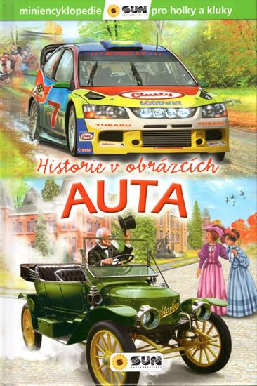 Auta - Historie v obrázcích - neuveden