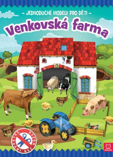 VENKOVSKÁ FARMA JEDNODUCHÉ MODELY