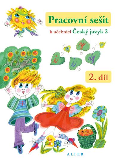 Český jazyk 2.roč PS 1+2 komplet  Alter