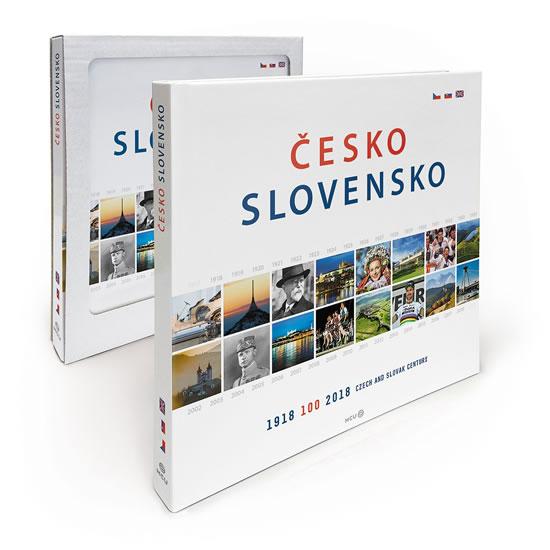 ČESKO SLOVENSKO 100 LET