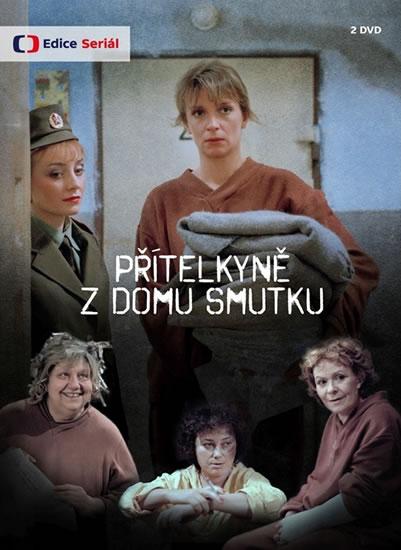 2 DVD -Přítelkyně z domu smutku