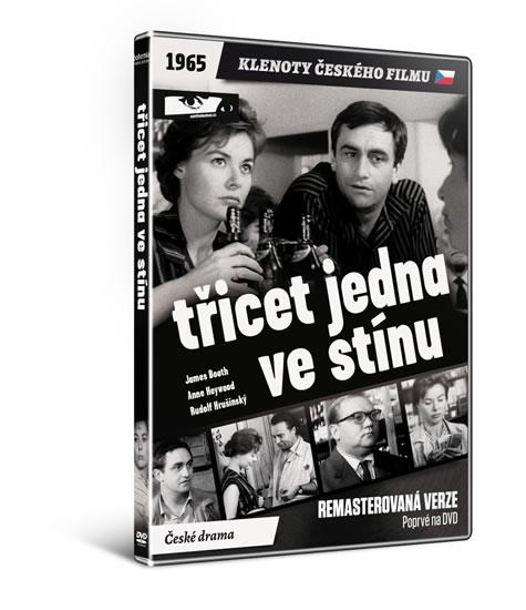 DVD Třicet jedna ve stínu