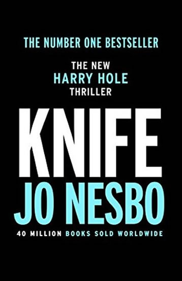 Knife (Harry Hole 12)