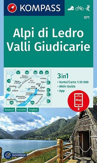 ALPI DI LEDRO - VALLI GIUDICARIE   071