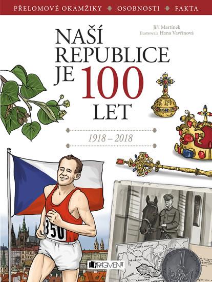 Naší republice je 100 let 1918-2018