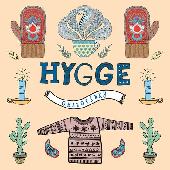 HYGGE OMALOVÁNKY