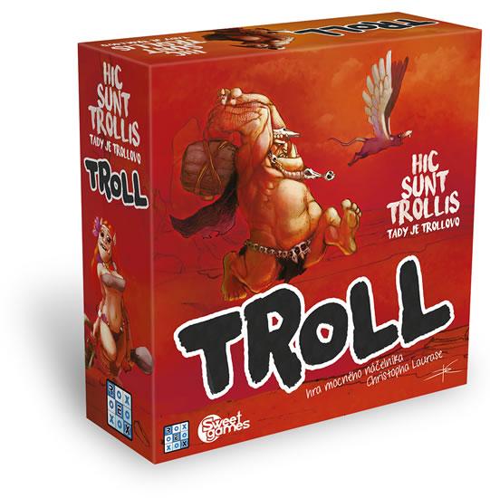 Troll - hra mocného náčelníka Christopha Laurase