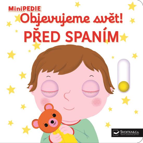 MiniPEDIE - Objevujeme svět! Před spaním