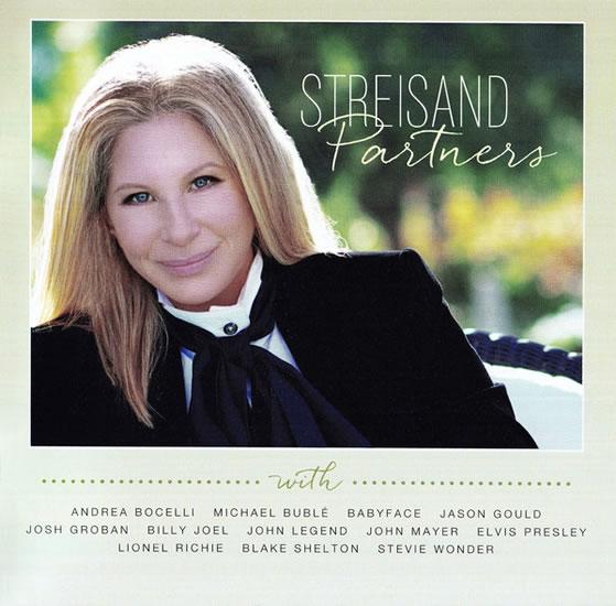 Barbara Streisand Partners - CD