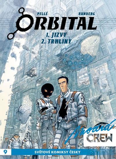 Modrá Crew 09 Orbital I-II