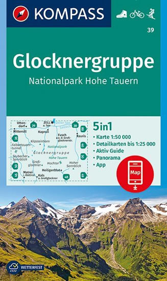 GLOCKNERGRUPPE  39  NKOM