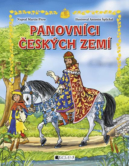 Panovníci českých zemí - pro děti