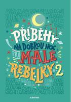 Detail titulu Příběhy na dobrou noc pro malé rebelky 2