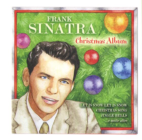 Frank Sinatra - Christmas Album CD