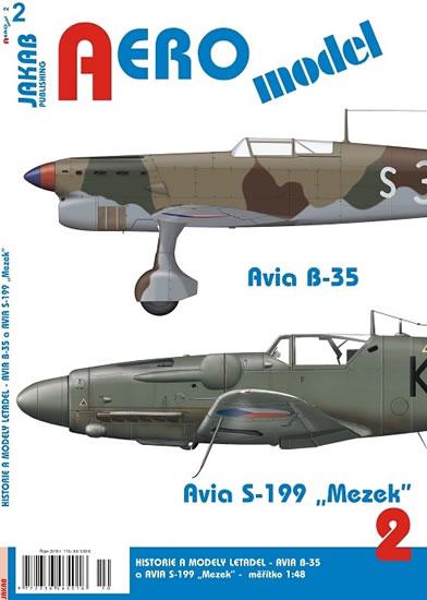 AEROMODEL 2 - AVIA B-35 A AVIA S-199 ÄME