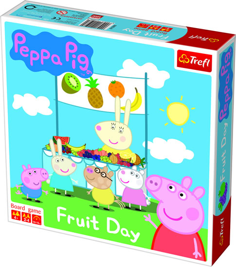 Prasátko Peppa - Fruit Day / Hra