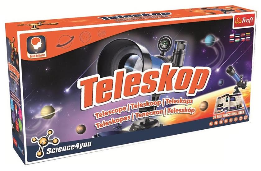 Science4you: Teleskop