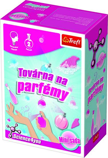 Science4you: Továrna na parfémy (mini sada)