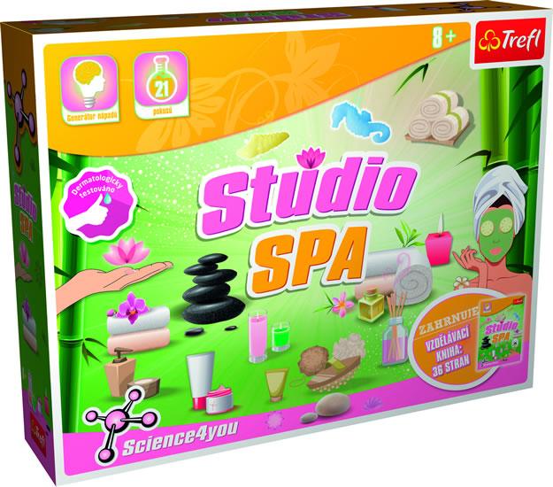 Science4you: Výroba kosmetiky (Studio Spa)
