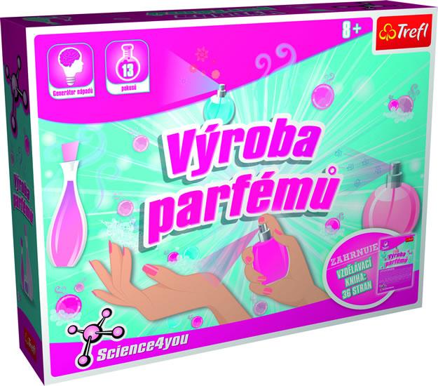 Science4you: Výroba parfémů
