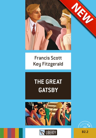 The Great Gatsby + CD - B2.2
