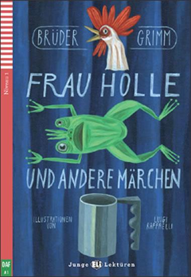FRAU HOLE UND ANDERE MARCHEN + CD DAF A1