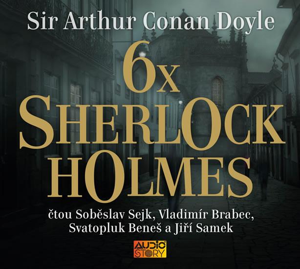 6x Sherlock Holmes - Výběr z...