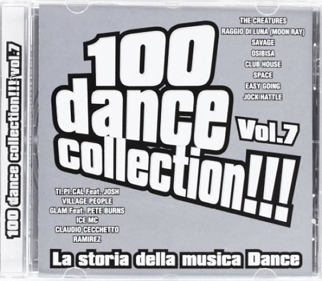 100 dance collection !!! Vol.7 - CD - neuveden