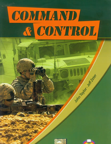 Career Paths Command & Control Students book