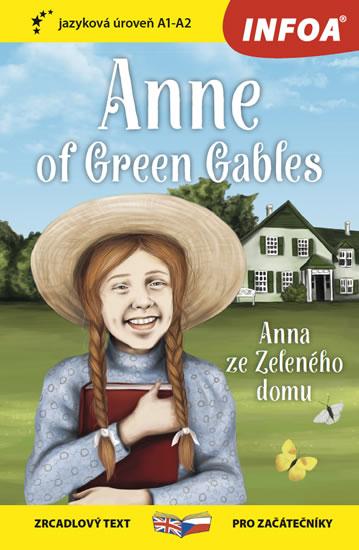 ANNE OF GREEN GABLES ANNA ZE ZELENÉHO DOMU ZRCADLOVÝ TEXT