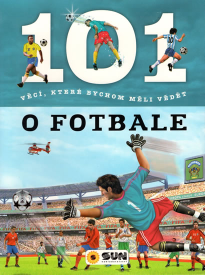 101 věcí, které bychom měli vědět o fotbale - neuveden