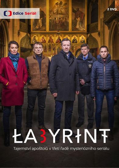 DVD Labyrint III 2 DVD