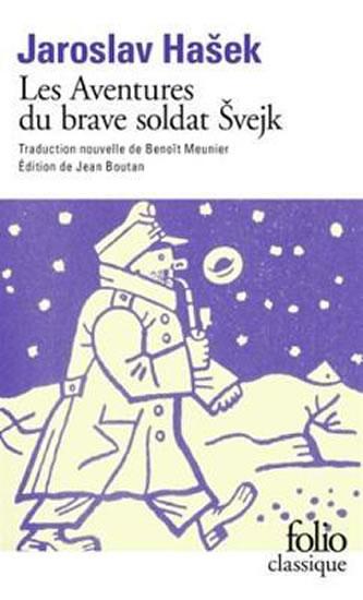 Les aventres du brave soldat Švejk