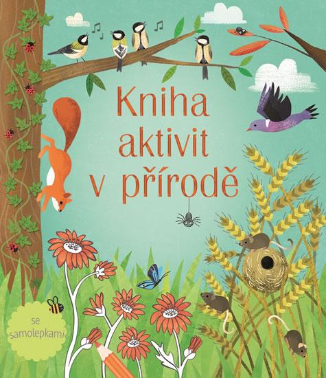 Kniha aktivit v přírodě