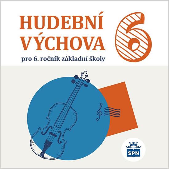 Hudební výchova pro 6. ročník ZŠ - CD