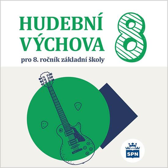 Hudební výchova pro 8. ročník ZŠ - CD