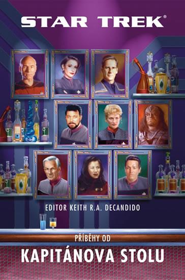 Star Trek - Píběhy od Kapitánova stolu