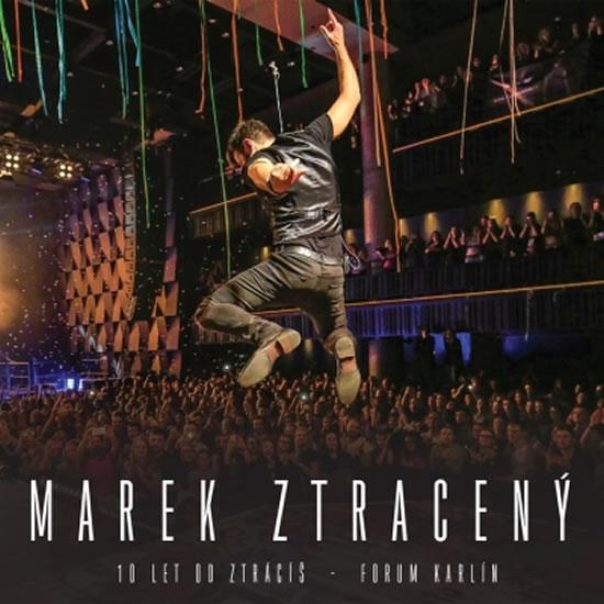 10 let od Ztrácíš - Forum Karlín - DVD - Ztracený Marek
