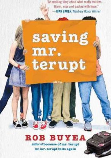 Saving Mr.Terupt