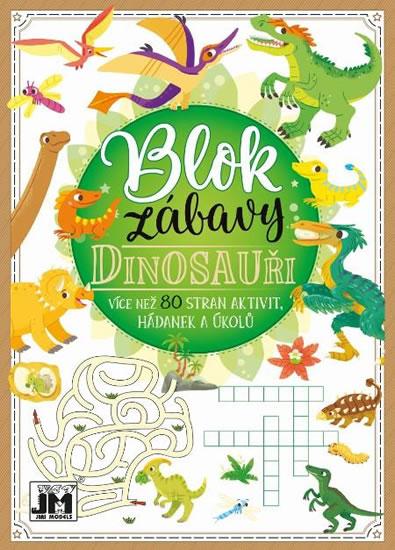 Dinosauři - Blok zábavy